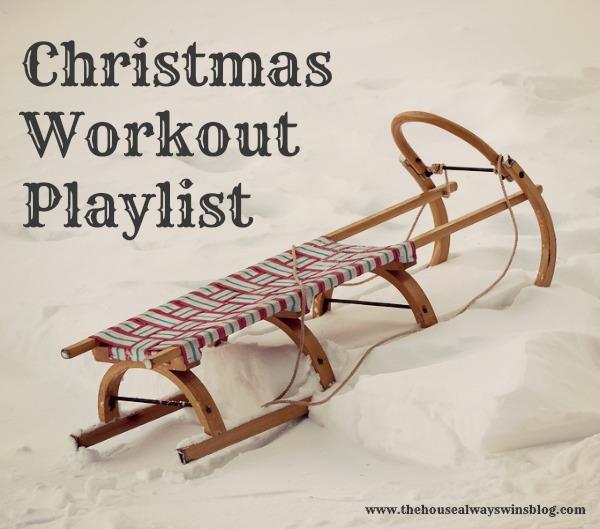 The REWM:Does a body good: Christmas workout playlist - The REWM