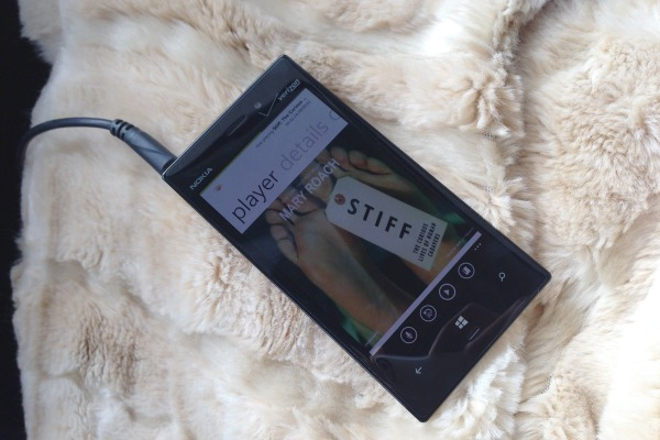 stiff audiobook