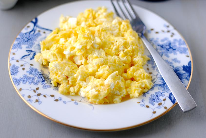 The REWM:How to Make Scrambled Eggs