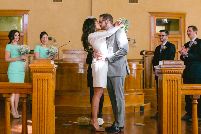 Williamson County Courthouse Wedding Georgetown Tx Katherine O Brien Photography