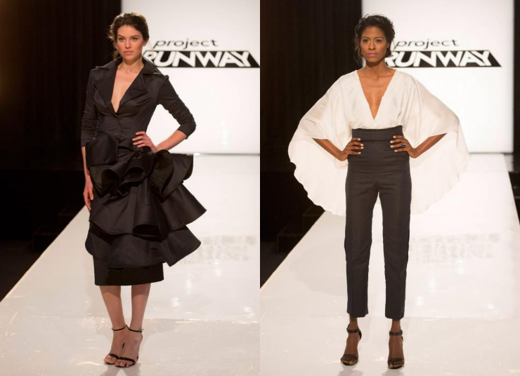 The REWMLoverly See All The Looks From The Project Runway