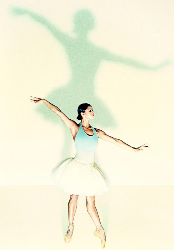Misty Copeland photographed by Pari Dukovic via The New Yorker