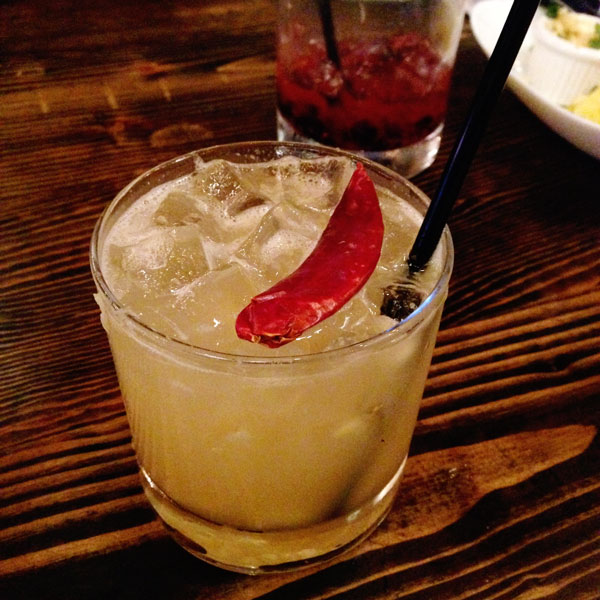 Mexicue cocktail