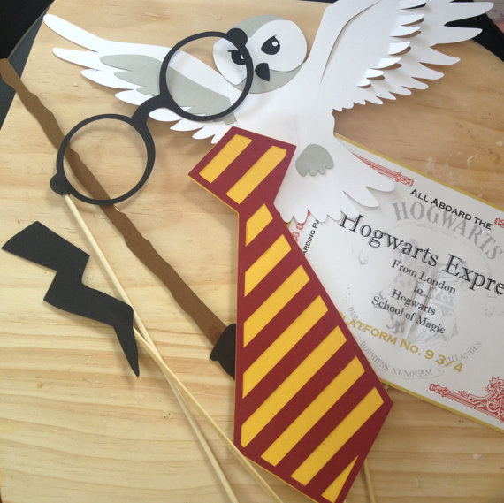 The Rewm Buzzfeed 25 Completely Magical Harry Potter Wedding
