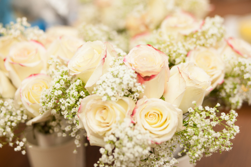 The REWMMy Sister In Laws Wedding Flowers