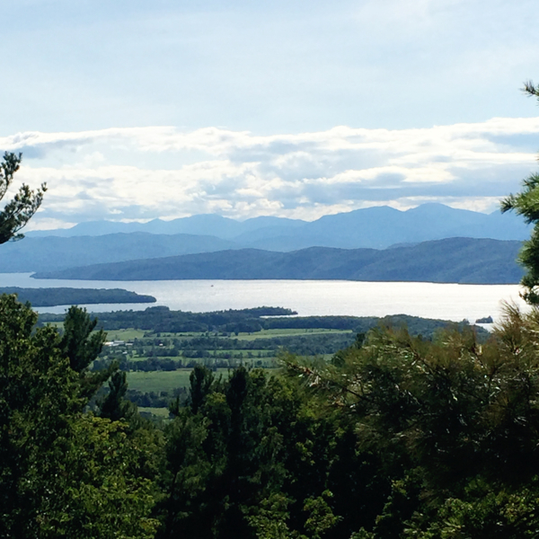 Mt Philo, Burlington VT