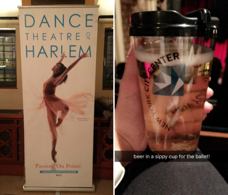 harlem dance theatre