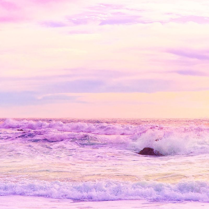 Pastel Pacific by Matt Crump