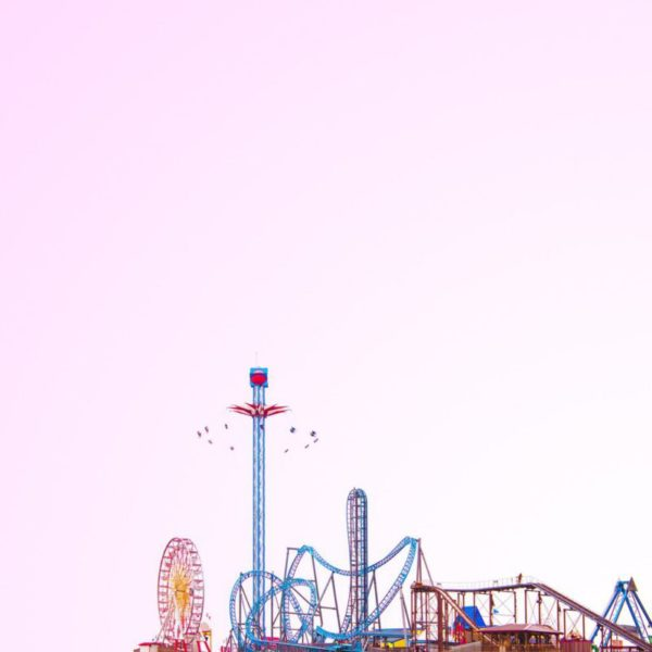 Pleasure Pier by Matt Crump