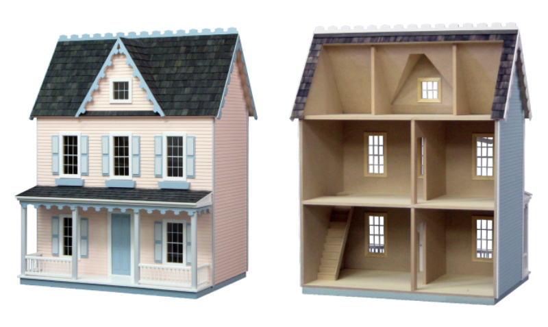 The Cool Thing About Real Good Toys Is All Of Resources They Have Readily Available I Quickly Discovered That Dollhouses Are Mainly Realm